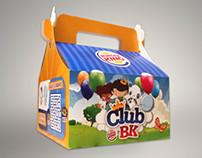 Caja para niños Club BK | Burger King
