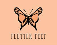 Flutter Feet (Logo)