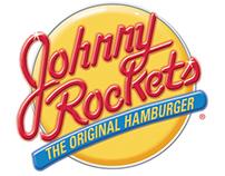 Johnny Rockets - Qatar,  Lunch Break Offer
