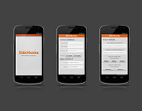 Student jobs app
