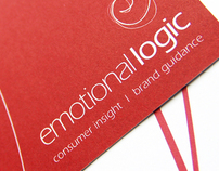 Emotional Logic Stationary and Branding.