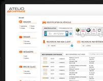 Atelio Chiffrage - Webdesign