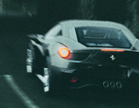 Follow My Ferrari | 3D Renders of Ferrari Italia