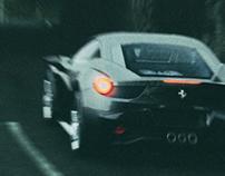Follow My Ferrari | 3D Renders of Ferrari Italia