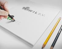 EWIL BV Logo design
