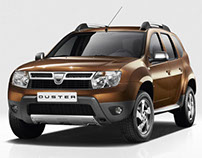 Dacia Duster - Uncharted roads