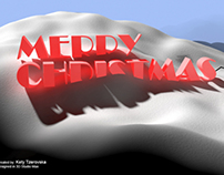 3D Christmas Card 2013