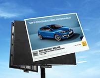 Renault Megane Park Assist