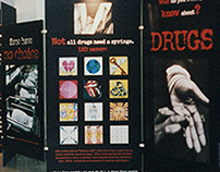 UNDCP – A Drug Free World Exhibit