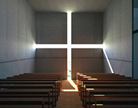 TADAO ANDO Church of the Light, Osaka Japan