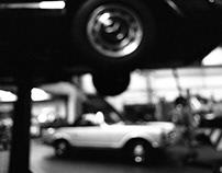 Hauben Auf - Hamburg car garage