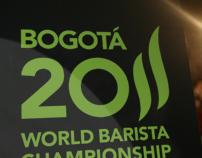 World Barista Championship Bogotá 2011