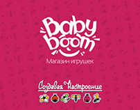 Babyboom - design corporate identity
