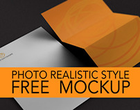 Mockup Free - Photo Realistic Set01