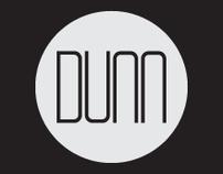 Dunn Typeface