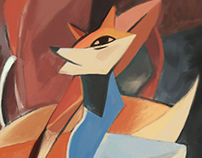 Unah the Fox