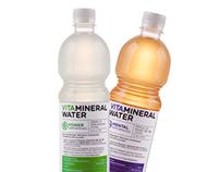 Vitamineral water