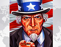 Adpulse Uncle sam ads