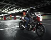 Yamaha XV950 Lowride