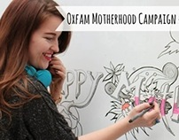 Oxfam - Happiest Mother's Day Card Campaign 2014