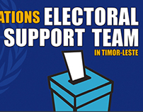UNDP Support to the Timorese Electoral Cycle – UNEST