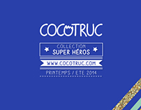 COCOTRUC SPRING-SUMMER 2014