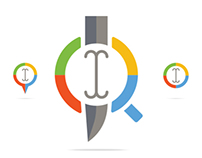 Paid Search & Keyword Icons Google Inspired