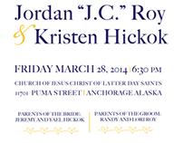 Kristen & J.C. Wedding