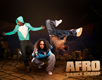 Afro Dance group