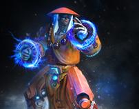 Danjuro Yanagi. Galactic Pilgrim