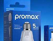 Promax — Brand development