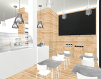 The B Block: Stage 2 - Cafe & Outside Seating