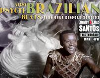 DJ Luiz Santos flyer