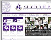 Christ the King Sixth Form College: Web Services