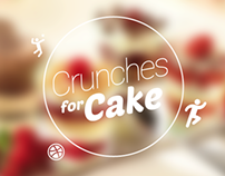 Crunches for Cake - App