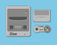 The Essential #16 bits