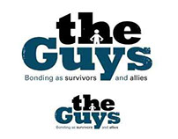 THE GUYS - Bonding as Survivors and Allies Logo