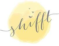 Logo Design for 'Shifft, Transpersonal healing'
