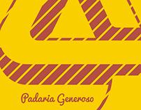 Padaria Generoso | Identidade Visual