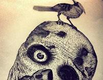 Birdy on Zombie