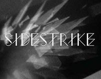 SIDESTRIKE Typeface