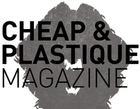 Cheap & Plastique evites