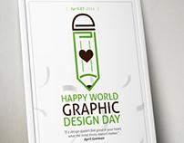 Día internacional del diseñador gráfico