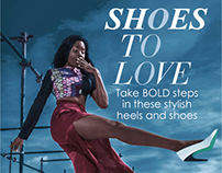 SHOES TO LOVE