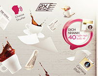 LG Ads Campaign for Optimus L9