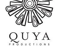 Quya Productions Branding