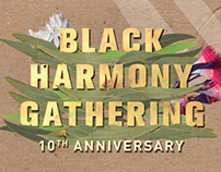 Black Harmony Gathering 10th Anniversary