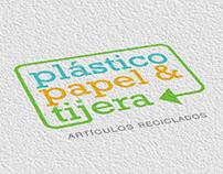 Plástico, Papel & Tijera