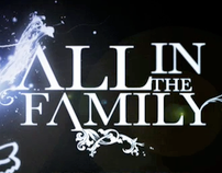 All In The Family Surf Film