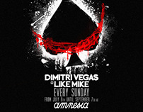 Dimitri Vegas & Like Mike - Smash The House